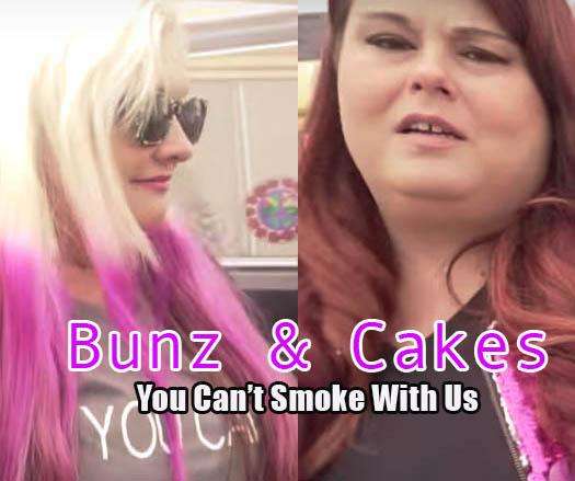 You Can't Smoke with Us